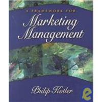 A Framework for  Markating Management