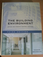 The Building Environment Active and Passive Control Systems