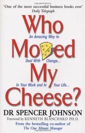 من حرك قطعة الجبن الخاصة بي