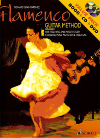 Gerhard Graf-Martinez - Flamenco Guitar Method vol. 1
